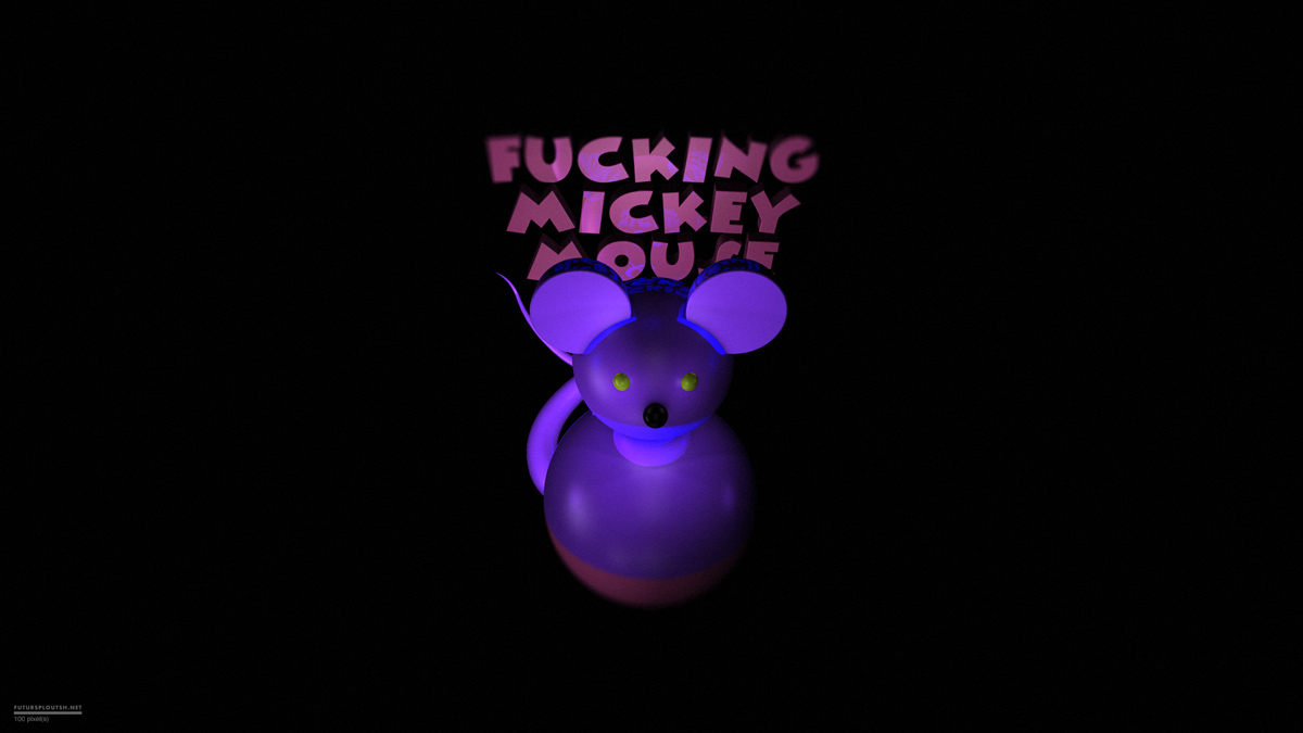 Fucking Mickey Mouse - 01